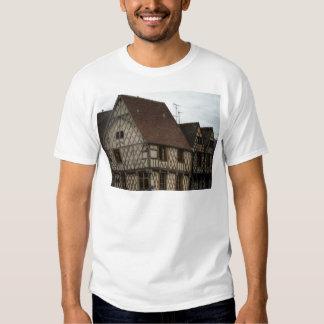 half-timbered house tee shirt