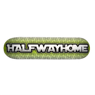 Half Way Home Fall '09 Skateboard Deck