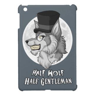 Half Wolf Half Gentleman Cover for the iPad Mini
