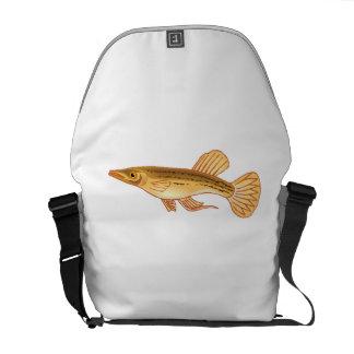 Halfbeak Fish Courier Bags