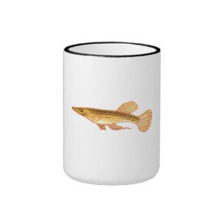 Halfbeak Fish Coffee Mug