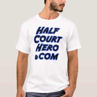HalfCourtHero dot Com T-Shirt