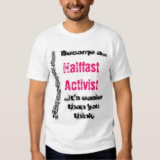 Halffast Activism Shirt
