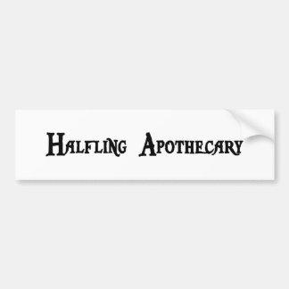 Halfling Apothecary Sticker