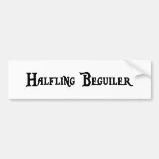 Halfling Beguiler Bumper Sticker