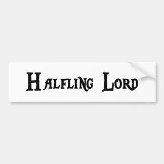 Halfling   Bumper Sticker