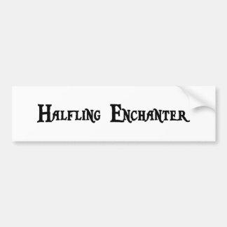 Halfling Enchanter Sticker