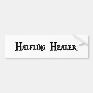Halfling Healer Bumper Sticker