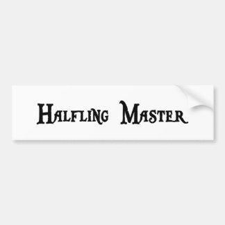 Halfling Master Sticker