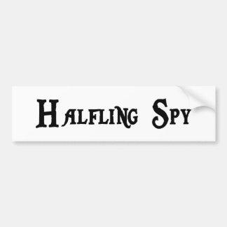 Halfling Spy Sticker