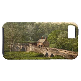 Halfpenny Bridge, Ambergate, Derbyshire, England iPhone SE/5/5s Case