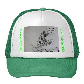 Halfpipe trucker hat
