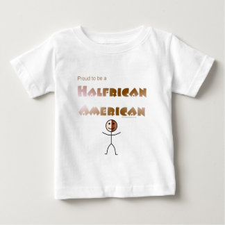 Halfrican American Baby T-Shirt