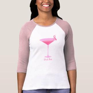 Halftime Designs Pinktini T Shirts