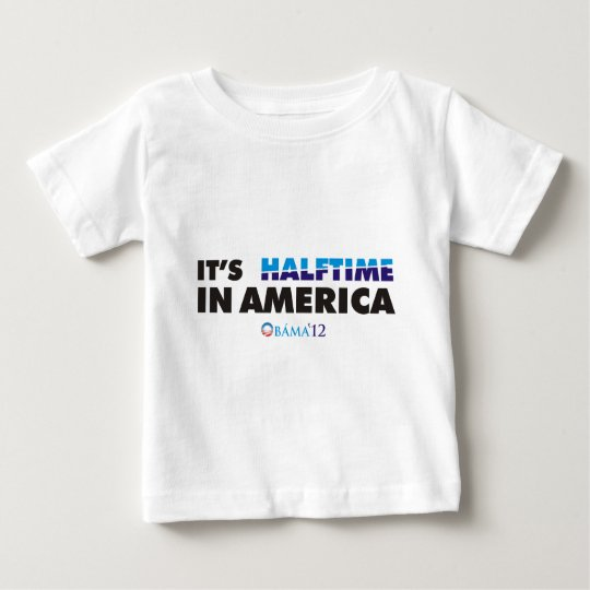 halftime in america baby T-Shirt