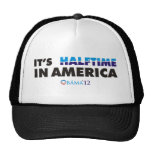 halftime in america trucker hats