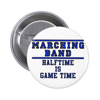 Halftime Is Game Time! Buttons