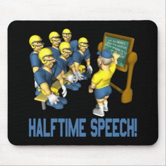 Halftime Speech Mouse Pad