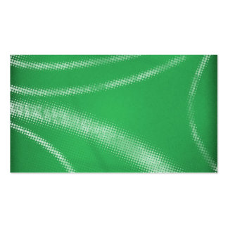 HALFTONE DOTTED GRASSY GREEN WHITE DIGITAL SWIRLS BUSINESS CARD TEMPLATES