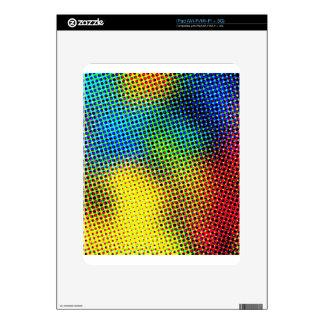 Halftone.jpg Decal For iPad