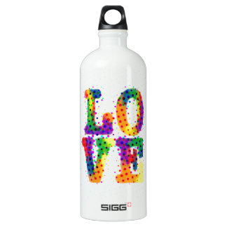 Halftone Love SIGG Traveler 1.0L Water Bottle