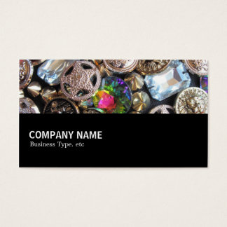 Halfway 0146 - Flea Market Bling Business Card
