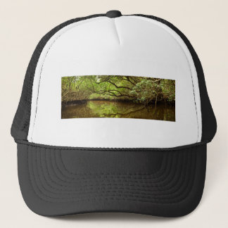 Halfway Creek at Low Tide Trucker Hat
