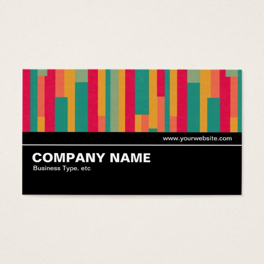 Halfway V2 017 - Abstract 240113 Business Card