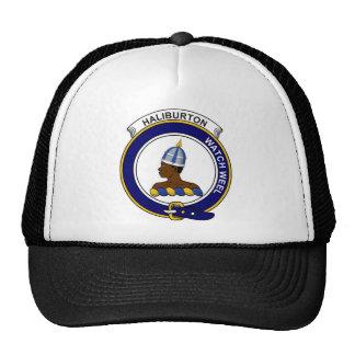 Haliburton Clan Badge Trucker Hat