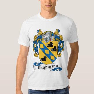 Haliburton Family Crest Shirts