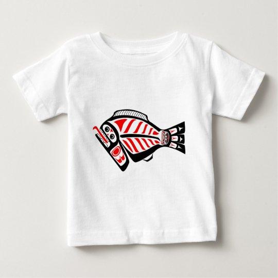 halibut_art baby T-Shirt