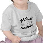 Halibut de Kickin Camiseta