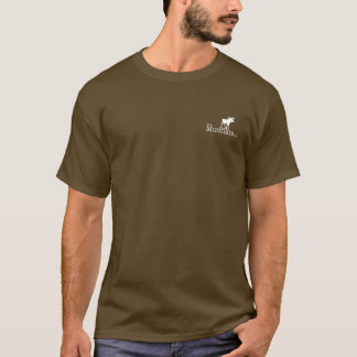 """""""Halibut is great than corporate pizza"""" t-shirt"""