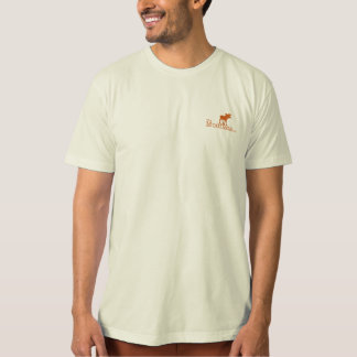 """""""Halibut is greater than corporate pizza"""" t-shirt"""