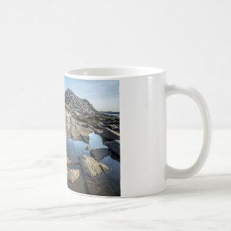Halibut Point Before Sunset Coffee Mug