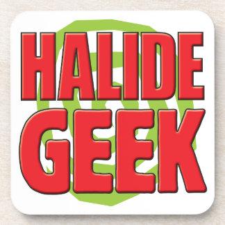 Halide Geek Beverage Coasters