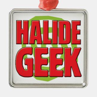 Halide Geek Christmas Tree Ornament