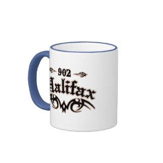 Halifax 902 taza de café