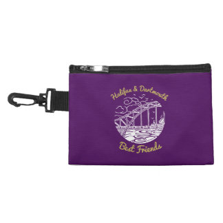 Halifax Dartmouth N.S. Best Friends clip on Accessory Bag