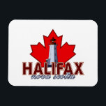"Halifax Lighthouse Magnet<br><div class=""desc"">Halifax Lighthouse</div>"