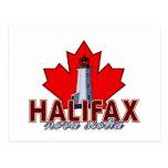 Halifax Lighthouse Postcard