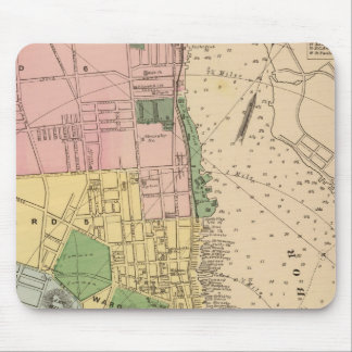 Halifax, NS Mouse Pad