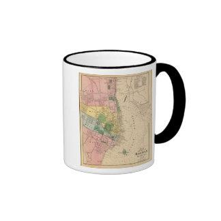 Halifax, NS Ringer Mug