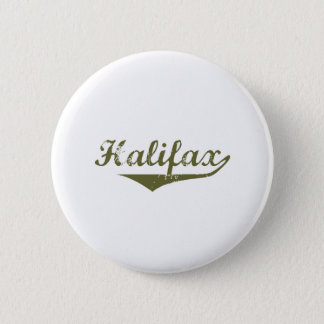 Halifax Pinback Button
