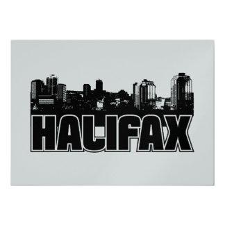 Halifax Skyline Card
