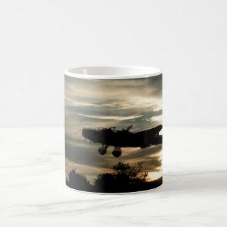 Halifax take off 1943 classic white coffee mug