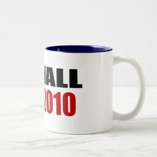HALL 2010 Two-Tone COFFEE MUG