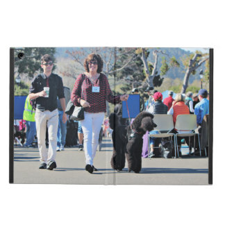 Hall - Avion Gina Rose - Standard Poodle Case For iPad Air