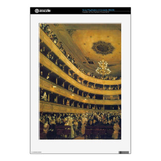 Hall by Gustav Klimt Decal For The PS3