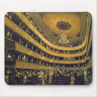 Hall by Gustav Klimt Mousepads